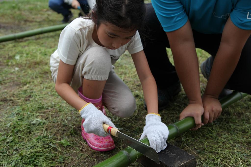 7月水辺の教室 台風の時に大活躍!水害防備林を見に行こう!