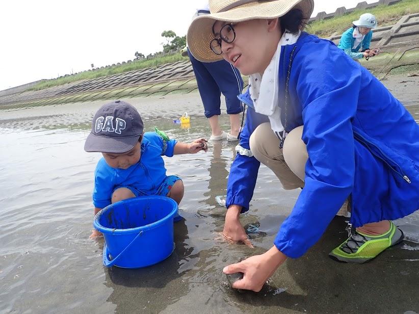 6月 はんもっく(木曜日) 吉野川最河口