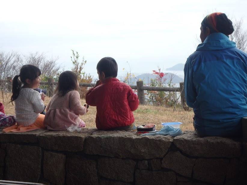 12月 はんもっく(木曜日) 眉山で遊ぼう