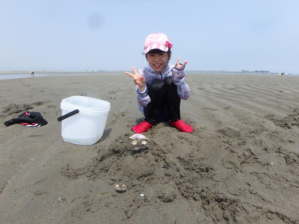 4月 水辺の教室 日本一の最河口でどっぷり川遊び