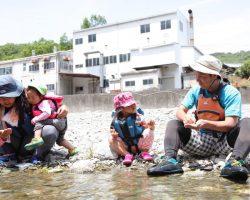 5月 はんもっく(モクニ) カヌー体験
