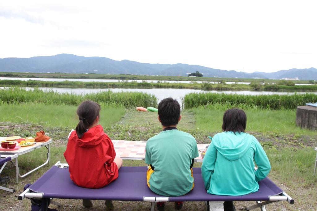 7月 水辺の教室2019 川と遊ぼう!