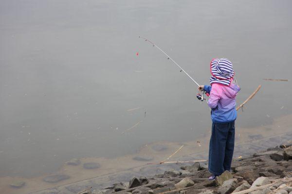 釣れるかな??