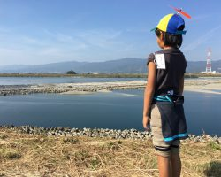 11月水辺の教室 川はなぜ汚れるの?
