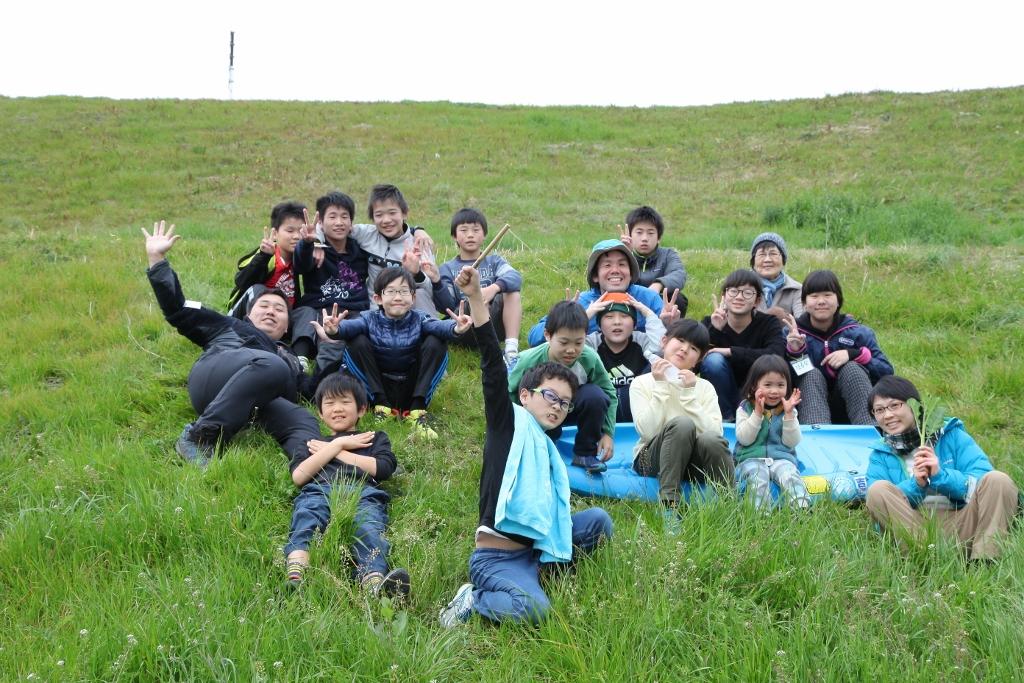 3月水辺の教室 1年間の想いをまとめよう!