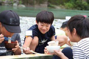河童sスクールin園瀬川(鮎喰川に変更)1DAY