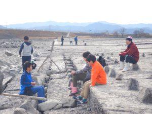 1月水辺の教室「第十堰って?~歩く、学ぶ、知る、第十堰探検~」