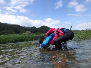 7月 はんもっく(スイヨウ) 川を感じよう
