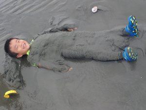 9月 はんもっく(モクヨウ) 日本一の河口で生き物観察