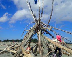 11月 はんもっく(モクニ) 海で宝物を探そう