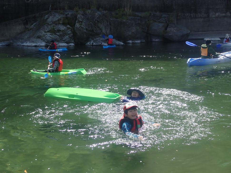 4月水辺の教室「川と遊ぼう!」